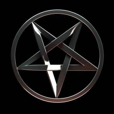 Pentagramme inversé